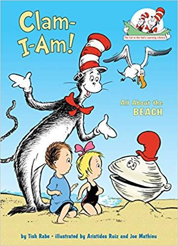 Clam-I-Am All About the Beach | Adorable Summer Themed Picture Book.  Use with Playtime Felts Story Board Activities ~ Recommended Grade Level Preschool-3rd. #prekbooks #storybooks #preschool #summerbooks #summertheme #iteach #beach #kidsvacation #familyvacation #summeractivities #kidsactivities #prek #playtimefelts
